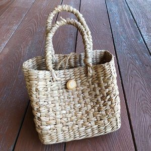 Handbags - Basket purse